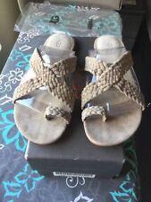 Women's Suede Sandals and Flip Flops