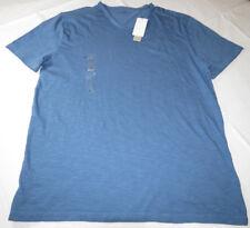 Calvin Klein Jeans Mens short sleeve t shirt XL xlg 41AK216 Dutch Blue 412