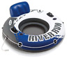 "Intex River Run I Sport Lounge Inflatable Water Float Tube Lounger 53"" Diameter"