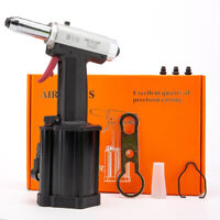 "Air Rivet Gun 3/32"" 1/8"" 5/32"" 3/16"" Pnuematic Riveter Industrial Handheld Tools"