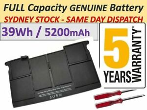 "New A1465 Battery For Apple MacBook Air 11"" A1370 Mid 2011 A1465 2012-2015 A1406"