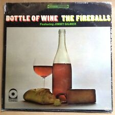 The Fireballs-Bottle of Wine-ORIG 1968 Atco Stereo-FACTORY SEALED-  Rock