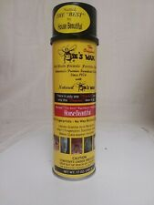 The Original Bees Wax Old formula furniture polish 17 oz can (1 CAN) NEW!!