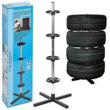 Tyre Holder Rack Organiser Wheel Tree Summer Winter Tires Rim Storage Stand