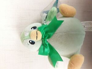 Neopets Speckled Bruce Keyquest Tag Plush Toy