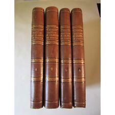 HISTOIRE du CLERGÉ de FRANCE, J. BOUSQUET, 4 tomes / 4, 1854
