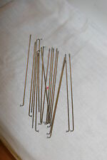 Wheelsmith 14/15 Gauge Stainless Steel Spokes & Alloy Nipples 188 mm Qty 18 s17