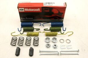 NEW Motorcraft Drum Brake Shoe Hold Down Kit BRSK-7224-A Ford Lincoln Mercury