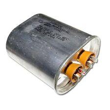 LOT OF 2 AEROVOX 4UF 660VAC Motor Run Capacitor P64G6604E