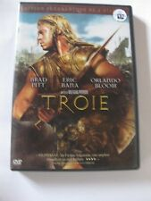 Troy (DVD, 2005, 2-Disc Set, Widescreen, Canadian) BRAD PITT  FRENCH AND ENGLISH