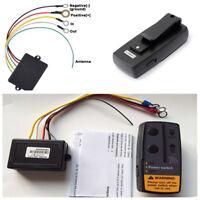 New 1 Pcs 65ft 12V Wireless Winch Remote Control Kit Switch For Car ATV SUV UTV