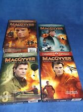 Macgyver - The Complete Seasons 1-4 (Dvd ) 295
