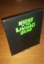 NIGHT OF THE LIVING DEAD Blu-ray digibook mediabook rare OOP German import