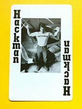Lenox Hackman Pip Weightlifter Joker Single Swap Playing Card