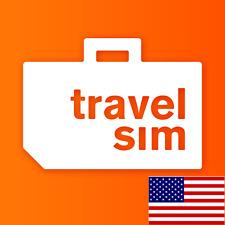 Prepaid TravelSim Welt Sim Karte für die Reise nach den USA mit 15 € Startguth.