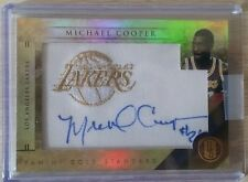 2010-11 Panini Gold Standard Gold Team Logos #37 Michael Cooper/199 Lakers
