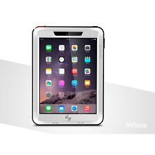 Waterproof Shockproof Metal Case Cover Gorilla Glass For iPad Air / Air 2 / Mini