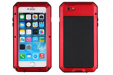 For iPhone 6S 7 X 8 Heavy duty Military Waterproof Aluminum Shockpoof Cover Case
