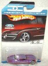 Hot Wheels 2008 Designer's Challenge Ford Gangster Grin Magenta