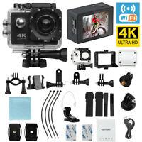 SJ9000 4K Ultra HD Wifi Action Camera Waterproof 3M DVR Video Camcorder Recorder