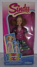 LOVELY BOXED PEDIGREE COLOUR MAGIC SINDY DOLL ALL ORIGINAL 1986