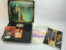Star Wars Episode 1 Widescreen Video Collectors Edition VHS