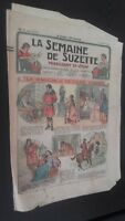 Revista Dibujada La Semana De Suzette que Aparecen El Jueves 1935 N º 7 ABE