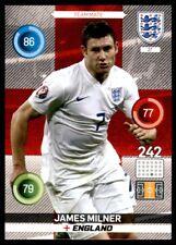 Panini England 2016 Adrenalyn XL James Milner England Team Mates No. 27