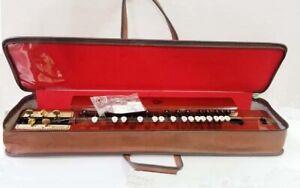 Suzuki Taishogoto Sakyu Soprano Électrique Harpe à Cordes Instrument Étui Fedex