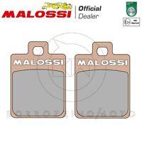 PASTIGLIE FRENO ANTERIORE MALOSSI SYNT PIAGGIO ZIP SP / E2 HIPER2 50 2001-2014