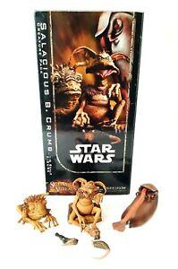 Sideshow Star Wars Salacious B. Crump inkl. OVP NEUWERTIG sehr selten !!
