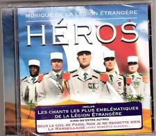 MUSIQUE   DE   LA   LEGION   ETRANGERE        HEROS                  2013