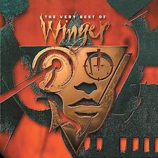 The Very Best of Winger by Winger CD, Oct-2001, Rhino     Played Once!
