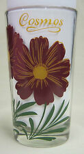 Cosmos Peanut Butter Glass Glasses Drinking Kitchen Mauzy 21-4