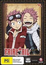 Fairy Tail Collection 07 (Eps 73-84) R4 DVD