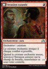 ▼▲▼ 2x Invasion cutanée (Skin Invasion) SOI #182 FRENCH MTG