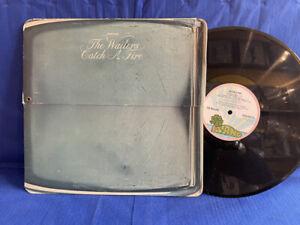 THE WAILERS BOB MARLEY CATCH FIRE 9241 ZIPPO COVER ORIGINAL UK LP NEAR MINT