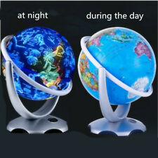 LED Universal Constellation Terrestrial Globe diameter 25cm Home Decoration