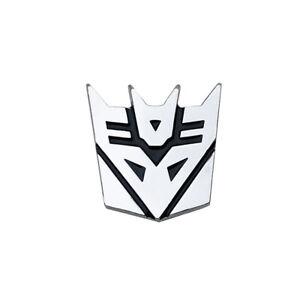 3D  Protector Decepticons Transformers Emblem Badge Graphics Decal Car Sticker