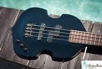 Edwards By ESP E-JV-95 Black - Luna Sea J Model - 1995 - Violin Bass - MIJ