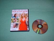 How Do You Know (DVD, 2011)