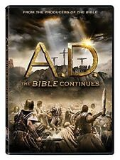 A.d. The Bible Continues Movie DVD Factory Sealed New Free Shipping