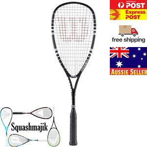 Wilson Hyper Hammer 120 - Squash Racquet - BRAND NEW