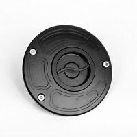 Black Fuel Gas Cap Keyless for Honda CBR1000RR 1100XX All Year 600RR 2003-2008