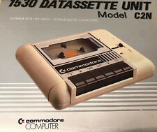 Boxed Tested Commodore  1530 Datasette Model C2N