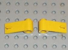 Portes LEGO yellow doors ref 3821 & 3822 / set 7186 6481 6692 6697 6363 6521 ...