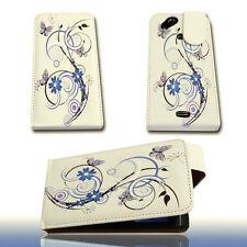 Design 2  Handy Tasche Etui Cover Case Hülfe ür Sony Ericsson Xperia Arc Arc S