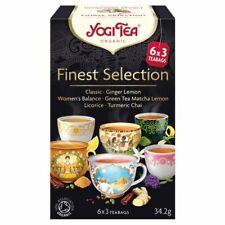 Yogi Tea meilleur choix 18 sac