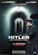 Hitler - the last ten Days , uncut , DVD Region2 , New & Sealed , Alec Guinness