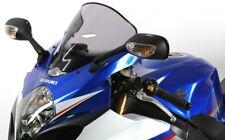 Racing-Scheibe MRA Grigio Fumo : Suzuki Gsxr 1000 K7 K8 2007-2008